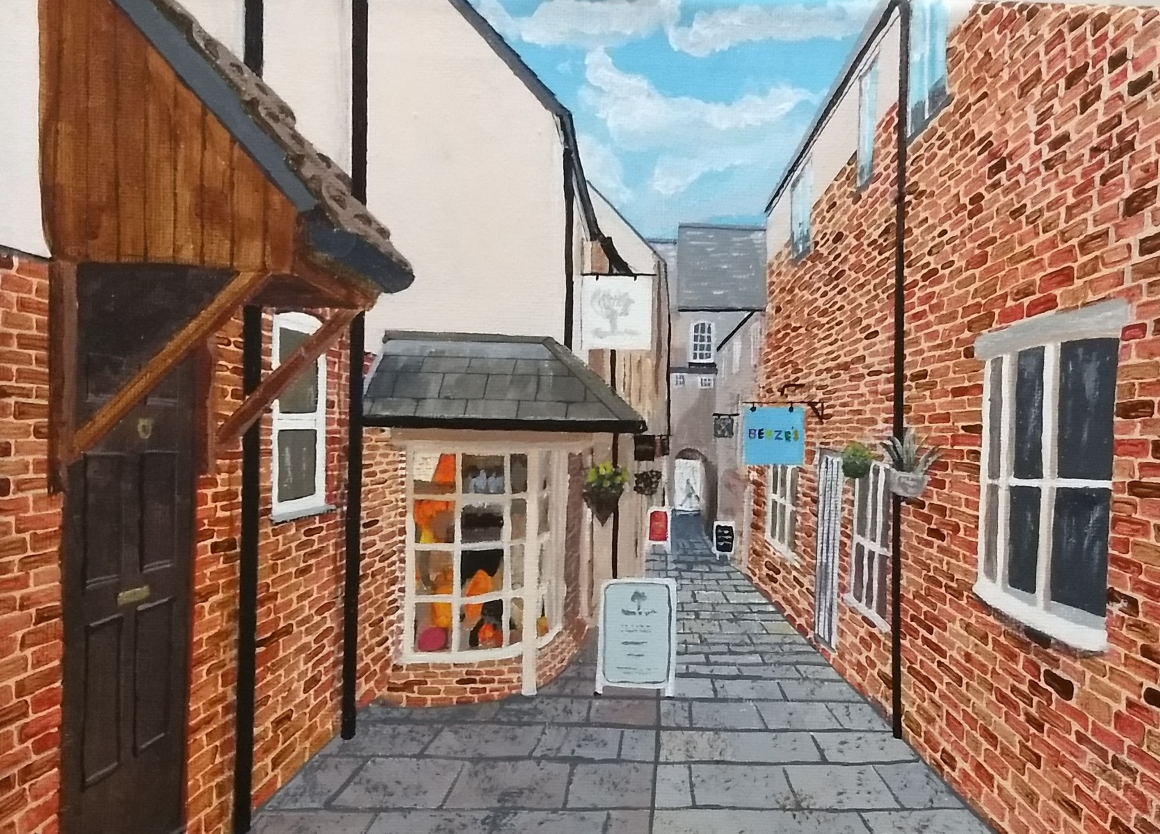 The Ginnel, Devizes