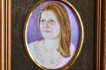 Rebecca-Watercolour-on-ivorine-Similar-commissions-welcome